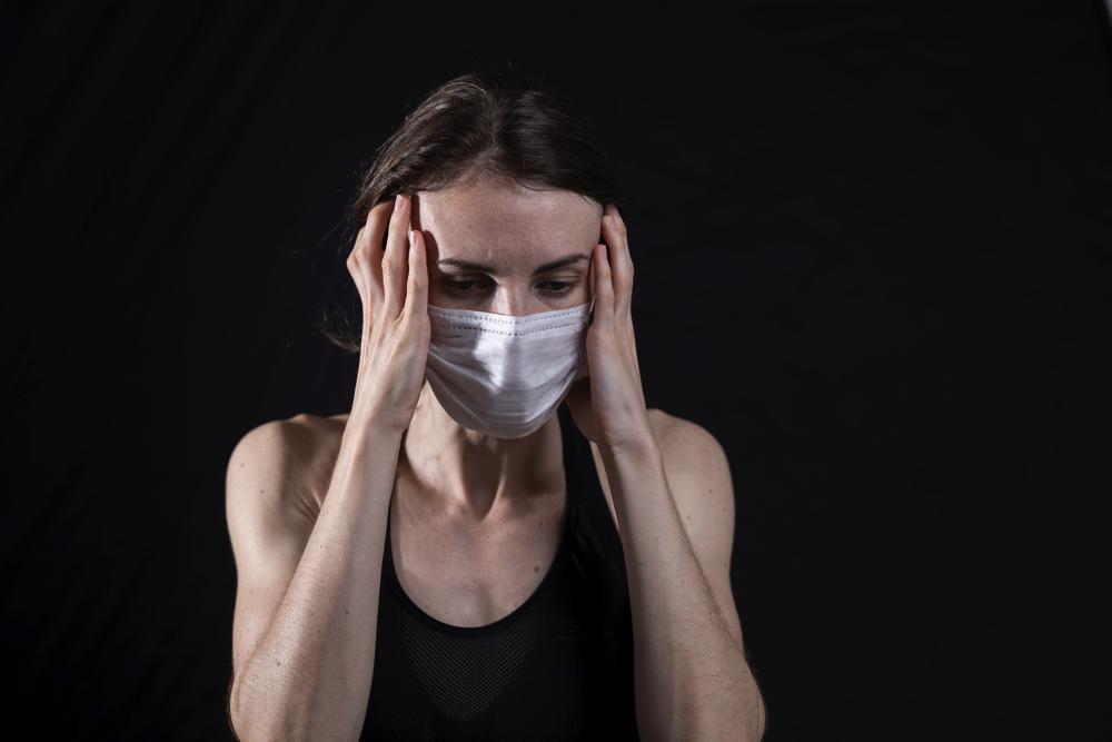 マスク 酸欠 吐き気